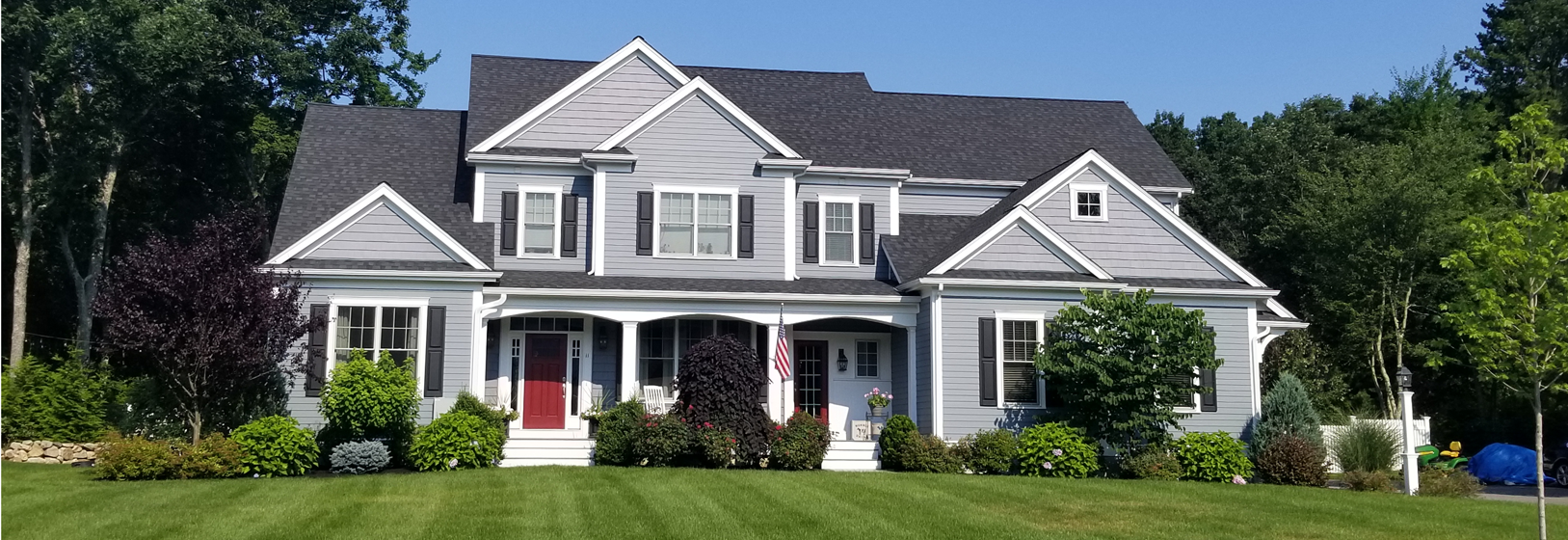 Colwell Homes colonial